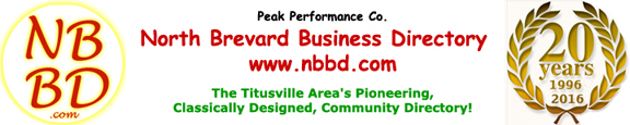 To the North Brevard Business & Community Directory